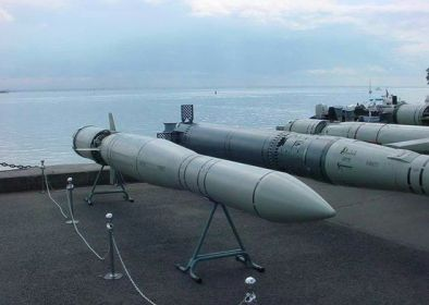 Russian-3M54-Club-anti-ship-missile